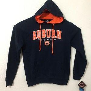 Auburn Tigers Pullover Hoodie Sweatshirt Navy